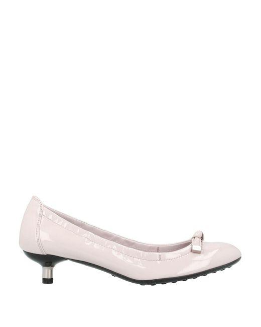 Tod's Zapatos de salón de mujer de color morado