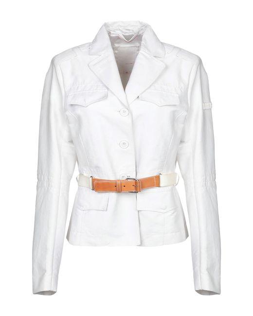 Peuterey White Jacket