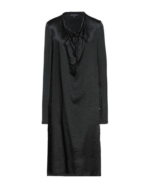 Vestito al ginocchio di Ann Demeulemeester in Black