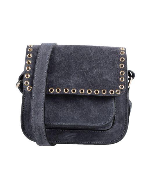 Isabel Marant Gray Cross-body Bag
