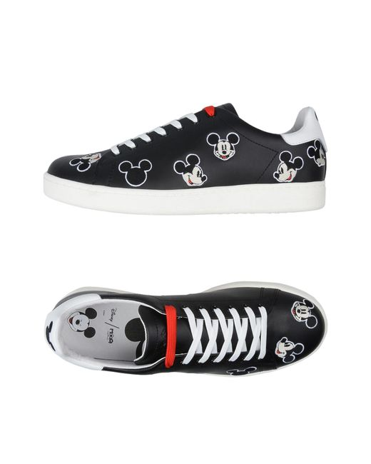 MOA - Black Low-tops & Sneakers for Men - Lyst