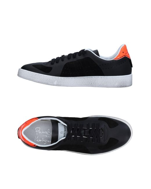 Primabase | Black Low-tops & Sneakers for Men | Lyst