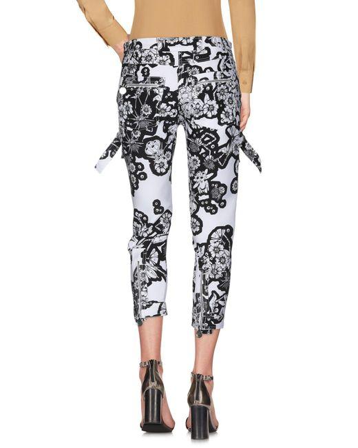 Pantalones Carven de color White