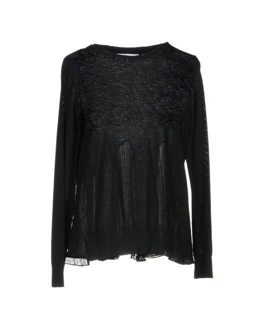 Maria Grazia Severi Black Sweater