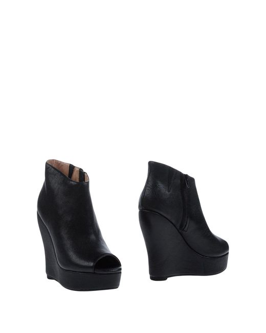 Jeffrey Campbell | Black Ankle Boots | Lyst