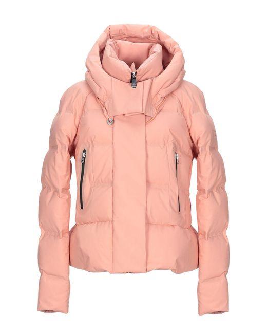 Peuterey Pink Down Jacket