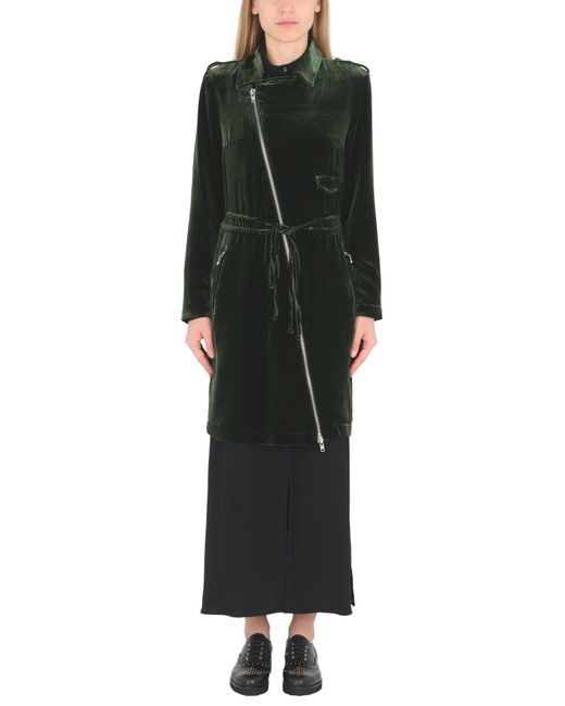 Department 5 Green Knee-length Dress