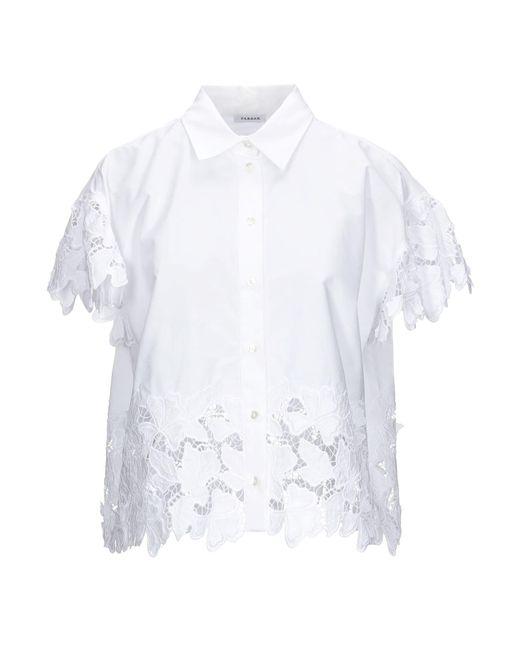 P.A.R.O.S.H. White Hemd