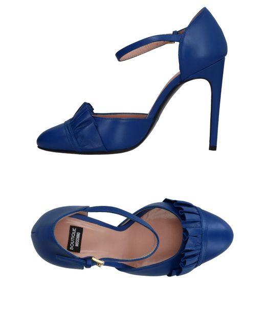 Boutique Moschino - Blue Court - Lyst