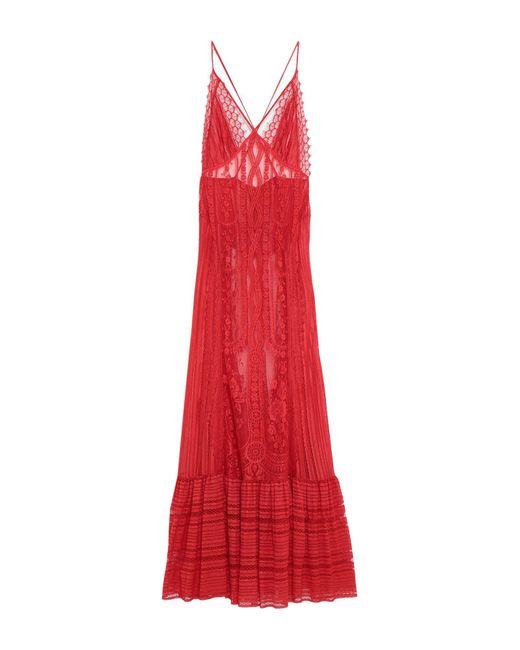 Vestido largo Amen de color Red
