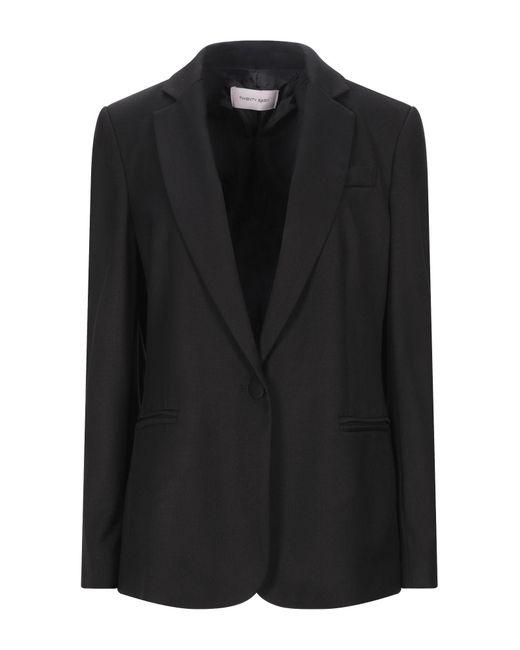 Twenty Easy By Kaos Black Suit Jacket