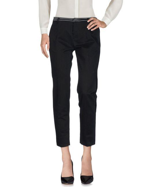 Pantalon Elisabetta Franchi en coloris Black