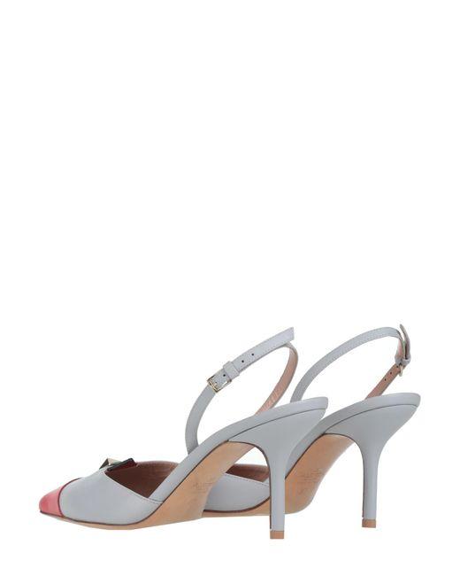 Valentino garavani zapatos de salón Valentino Garavani de color Gray