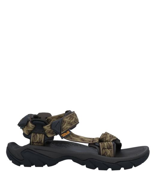 Teva Green Sandals for men