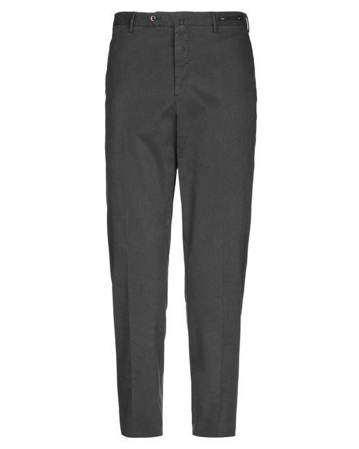 PT Torino Gray Casual Trouser for men