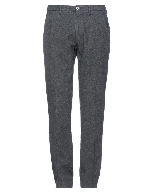 Mason's Gray Casual Trouser for men