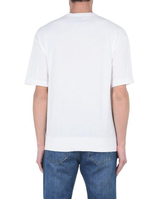 Camiseta Laneus de hombre de color White