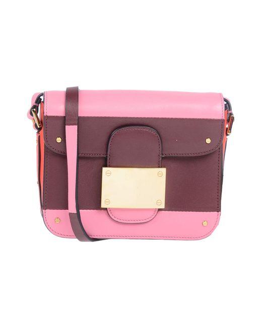 Valentino - Pink Cross-body Bag - Lyst