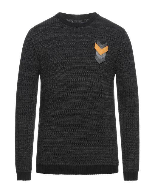 Pullover di Antony Morato in Black da Uomo