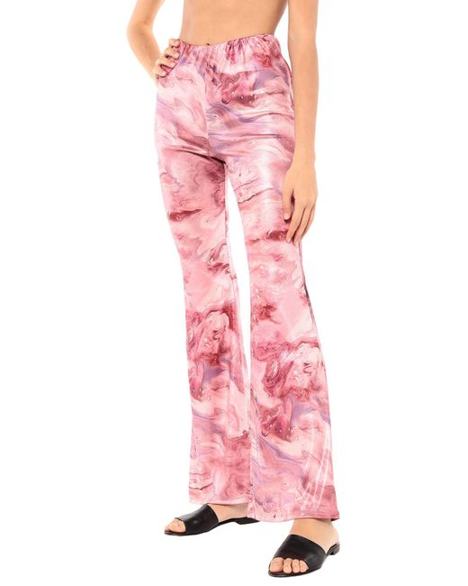ME FUI Pink Beach Shorts And Trousers