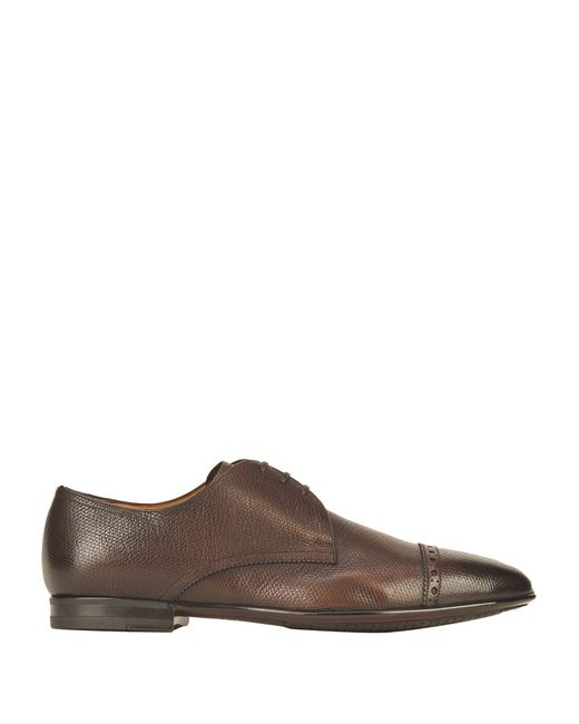 Bally Brown Lace-up Shoe for men