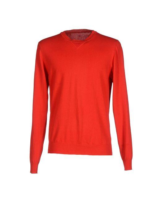 Dondup - Red Jumper for Men - Lyst