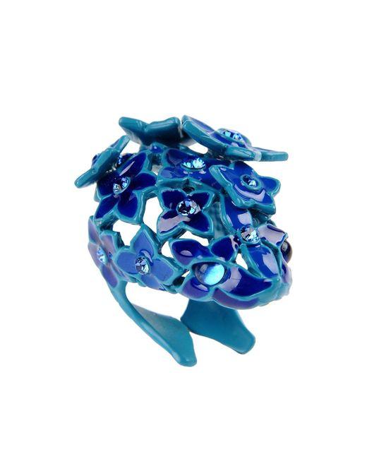 Roberto Cavalli - Blue Rings - Lyst