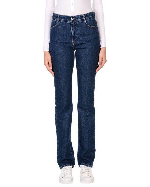 Pantaloni jeans di Stella McCartney in Blue