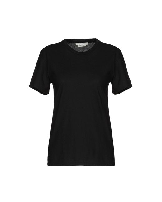 1017 ALYX 9SM T-shirt da donna di colore nero