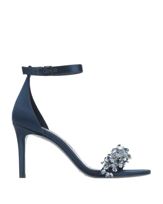 Tory Burch Blue Sandale