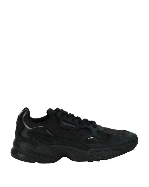 Adidas Originals Black Low-tops & Sneakers