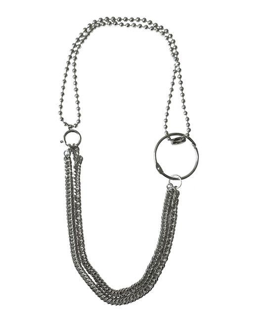 Gogo Philip - Metallic Necklace - Lyst