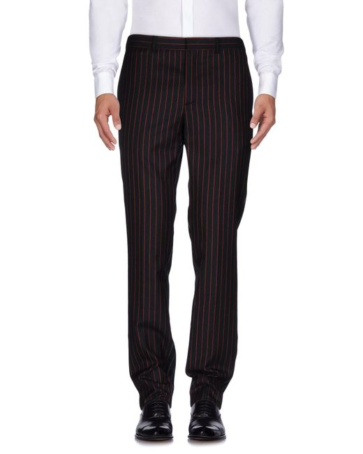 Givenchy - Black Casual Trouser for Men - Lyst