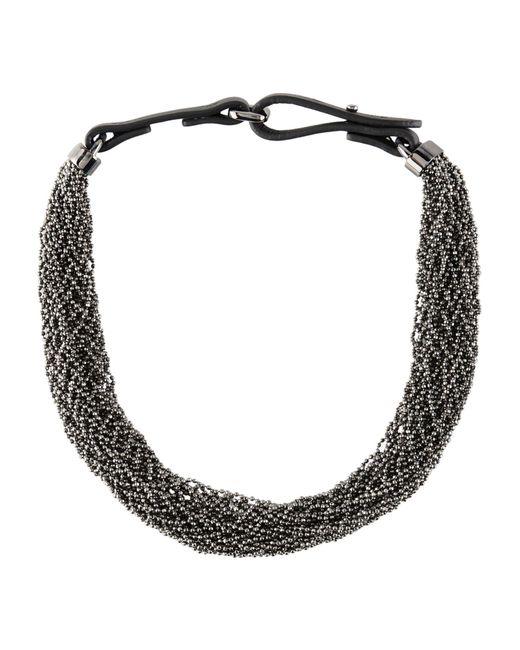 Brunello Cucinelli - Multicolor Necklaces - Lyst