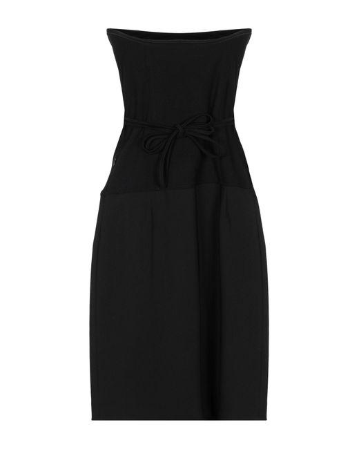 Vestito corto di Pianurastudio in Black