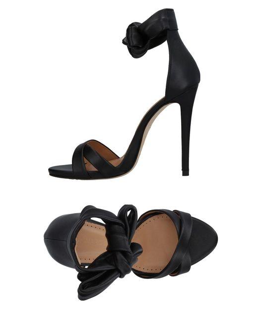 Marc Ellis - Black Sandals - Lyst