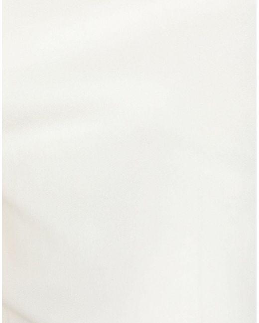 Les Copains White Hose