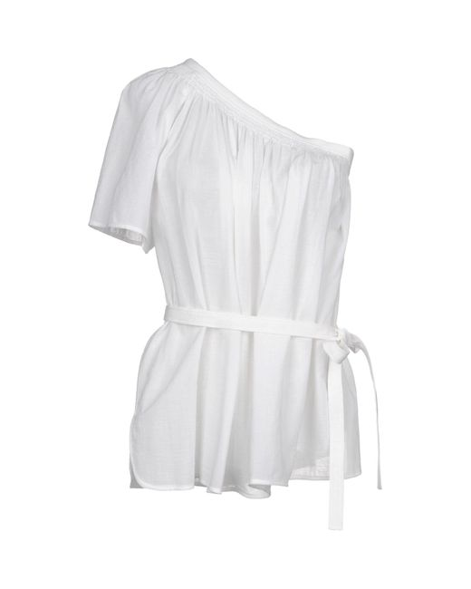 Helmut Lang White Top