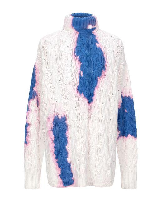 Col roulé Balenciaga pour homme en coloris Pink
