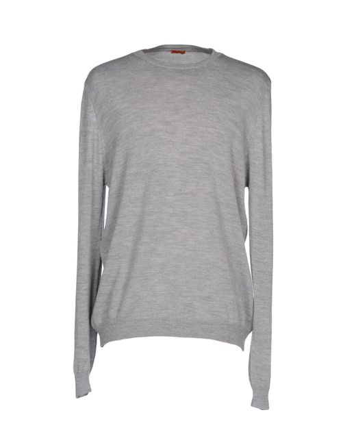 Barena - Gray Sweaters for Men - Lyst