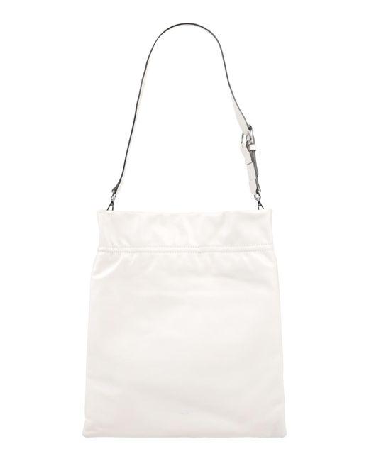 Borsa a spalla di Gianni Chiarini in White