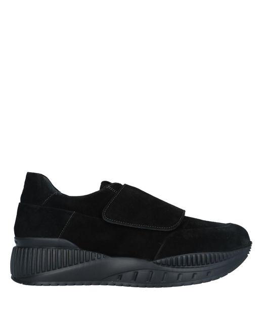 Emporio Armani Low Sneakers & Tennisschuhe in Black für Herren