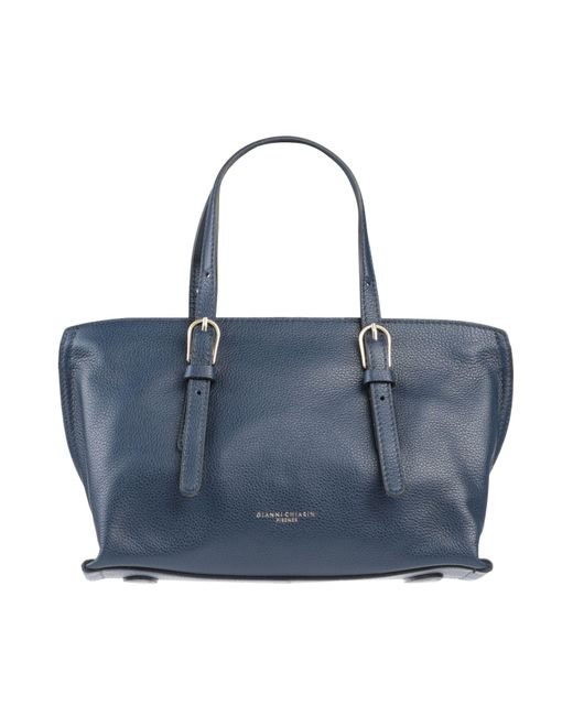 Bolso de mano Gianni Chiarini de color Blue