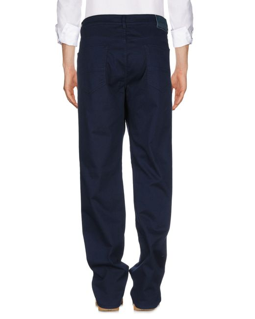 Pantalone di Trussardi in Blue da Uomo