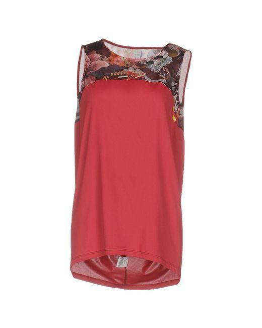 Sàpopa - Red Top - Lyst