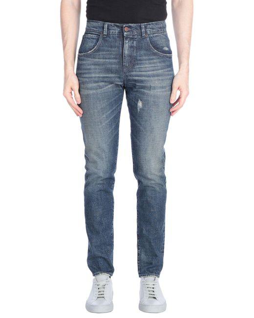 Pantaloni jeans di 2W2M in Blue da Uomo