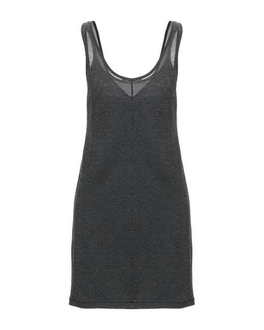 Vestito corto di Rag & Bone in Gray