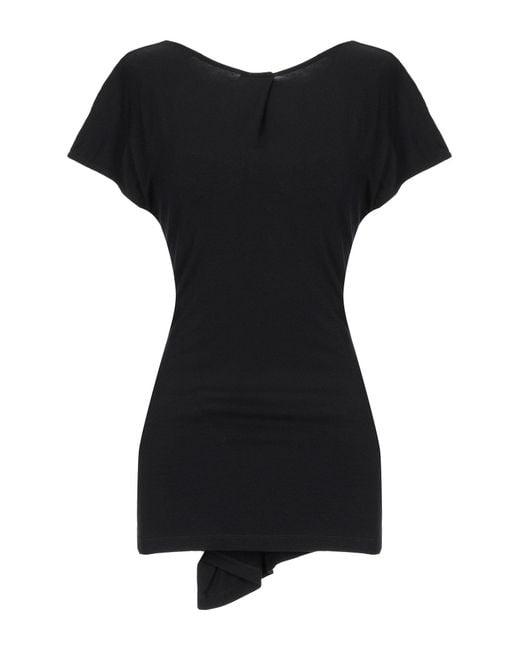 Dondup Black T-shirt