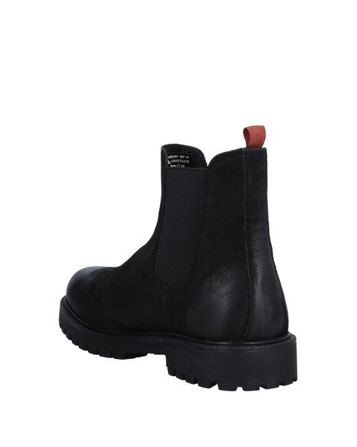 fcbb16da4b8 ... Lumberjack - Black Ankle Boots for Men - Lyst ...