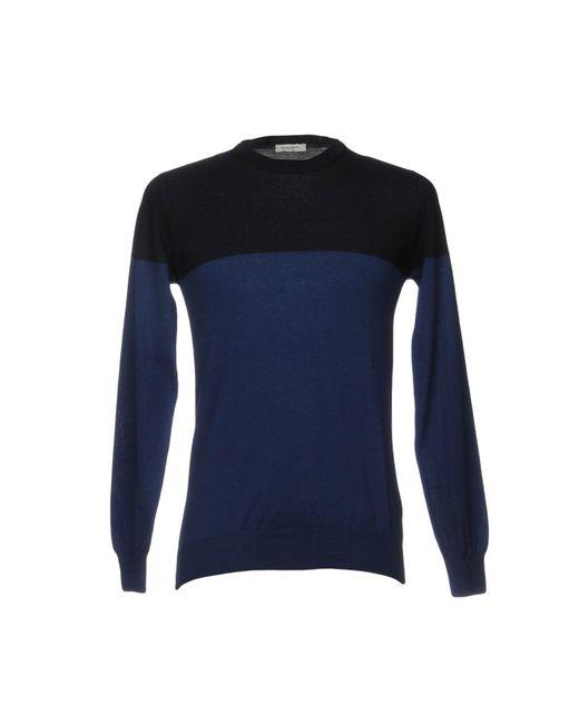 Pullover Paolo Pecora pour homme en coloris Blue